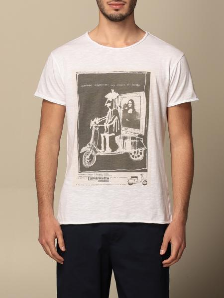 1921 cotton T-shirt with print