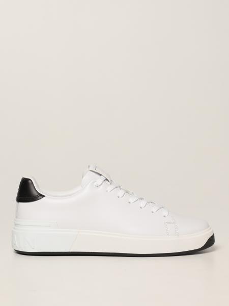 Sneakers Balmain in pelle