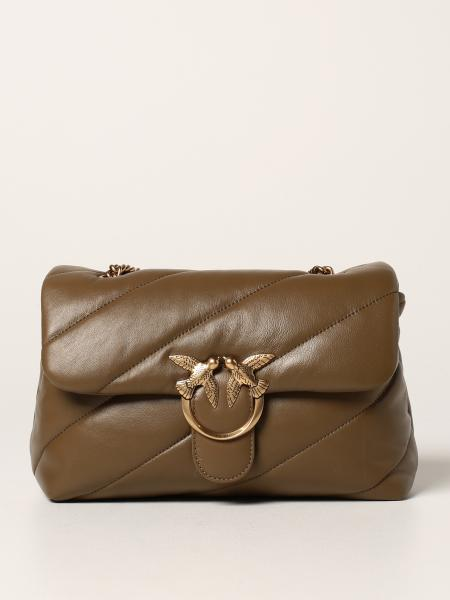 Love classic Puff maxi quilt Pinko bags in quilted nappa