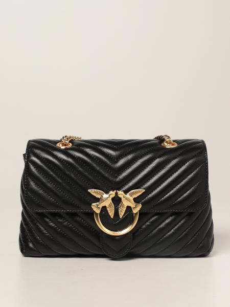Love Lady Puff Pinko bag in quilted nappa