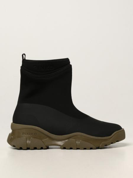 Pinko women: Moss Trek Pinko ankle boot