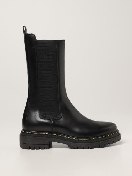 Pinko Natalie 1 boots in calfskin