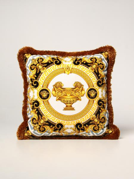 Cuscino Versace Home con stampa barocca