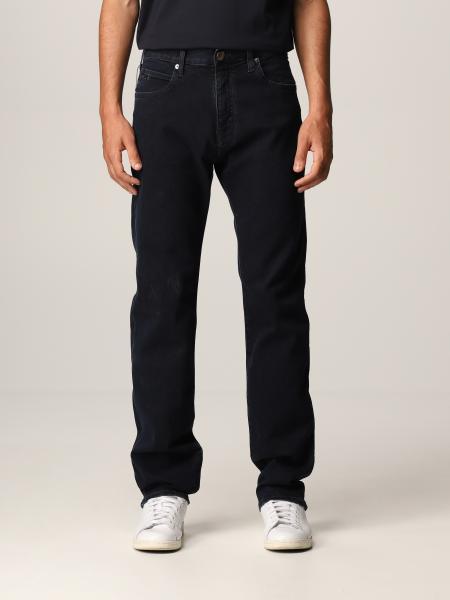 Jeans Emporio Armani con logo