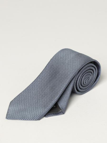 Cravatta Emporio Armani in seta