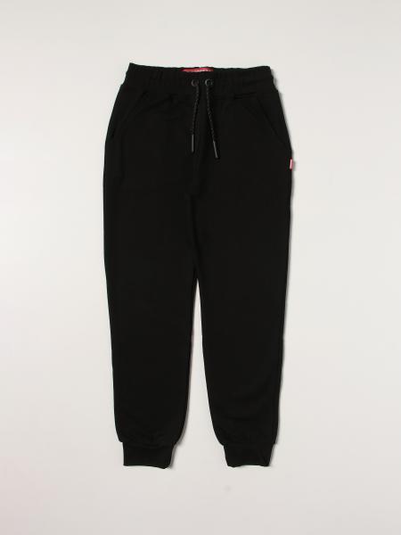 Sprayground cotton jogging pants with shark patch