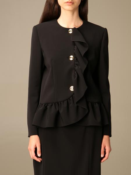 Boutique Moschino: Boutique Moschino jacket in cady