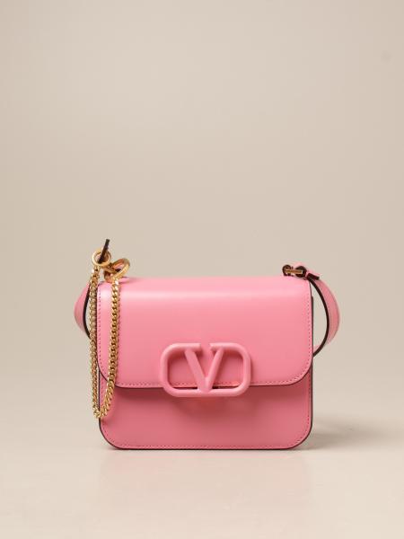 Valentino women: Valentino Garavani VSling leather bag