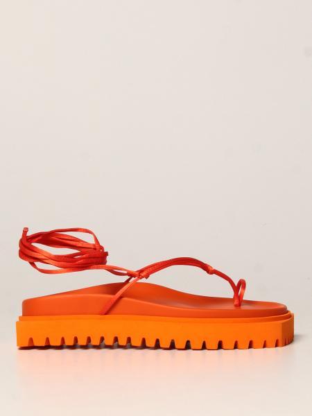 Renée The Attico thong sandals