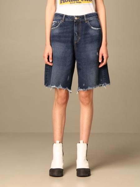Shorts damen Icon Denim Los Angeles