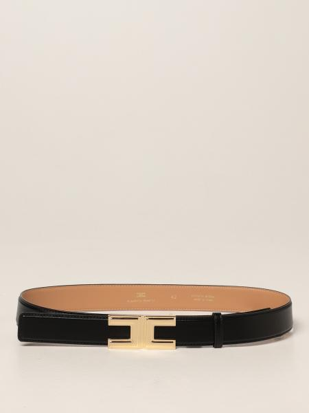 Cintura Elisabetta Franchi in pelle sintetica