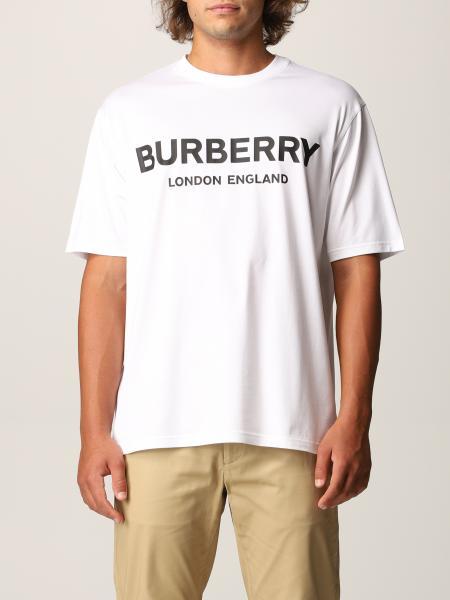 T-shirt herren Burberry