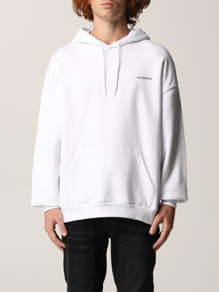 Backsideclub: Sweatshirt men Backsideclub