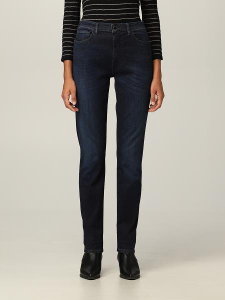 Emporio Armani: Jeans femme Emporio Armani