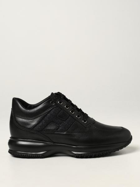 Hogan donna: Sneakers Interactive Hogan in pelle