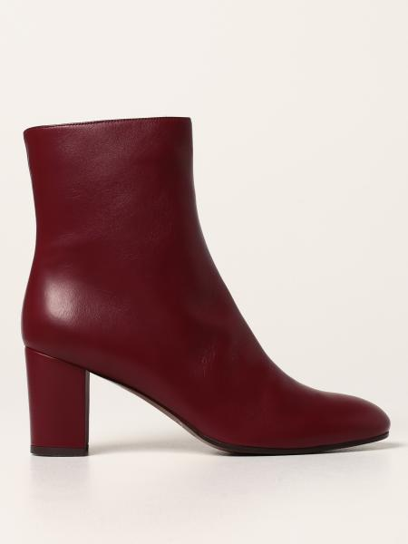 L'autre Chose women: L'autre Chose ankle boots in nappa leather