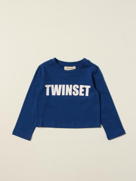 T-shirt kids Twin Set
