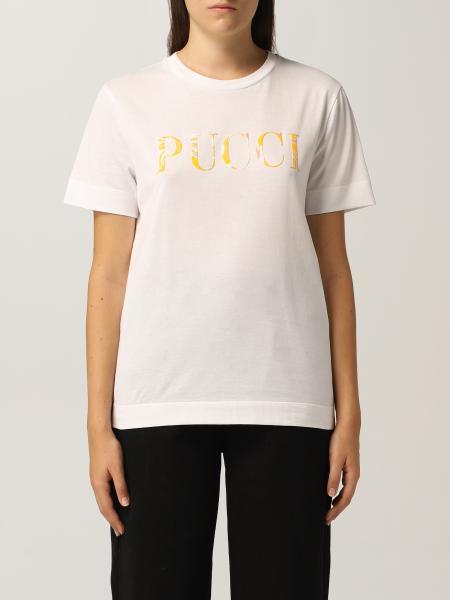 Emilio Pucci für Damen: T-shirt damen Emilio Pucci