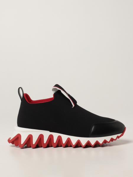 Christian Louboutin women: Neoprene Tiketa Christian Louboutin sneakers