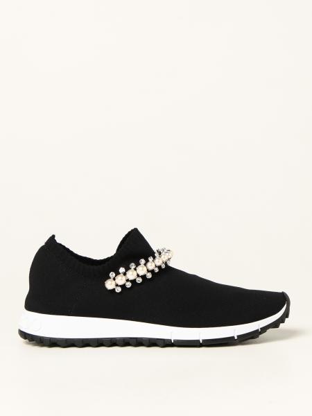 Sneakers Verona Jimmy Choo in maglia