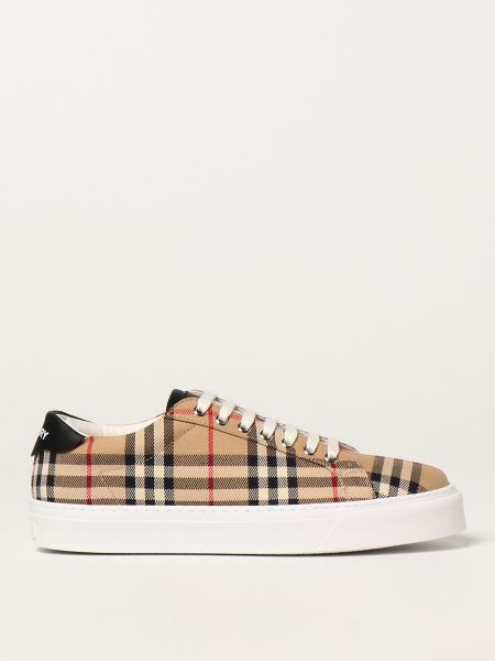 Zapatos hombre Burberry