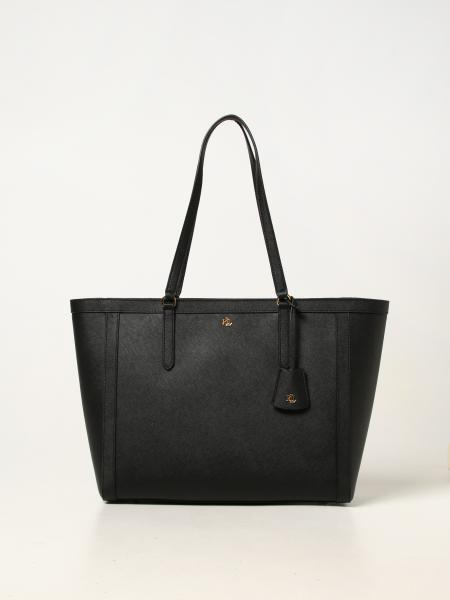 Lauren Ralph Lauren bag in saffiano leather