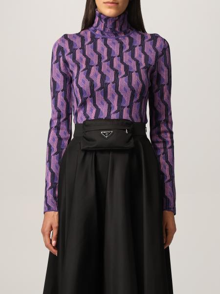 Prada women: Sweater women Prada