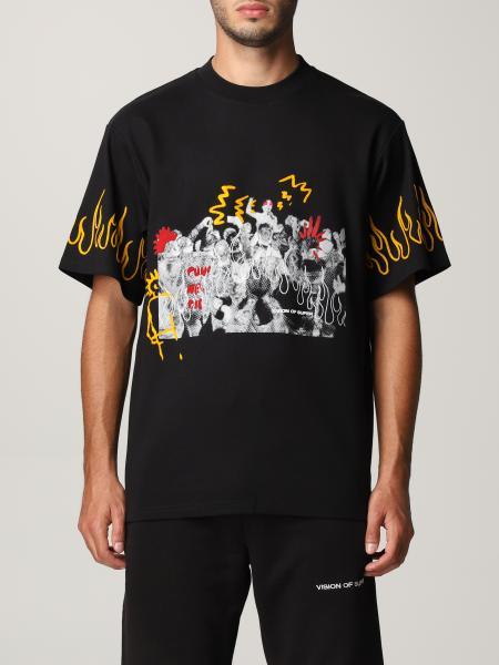T-shirt men Vision Of Super