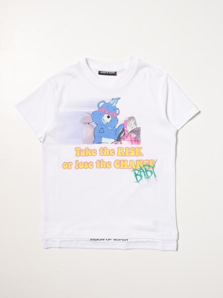 Vision Of Super: T-shirt kids Vision Of Super