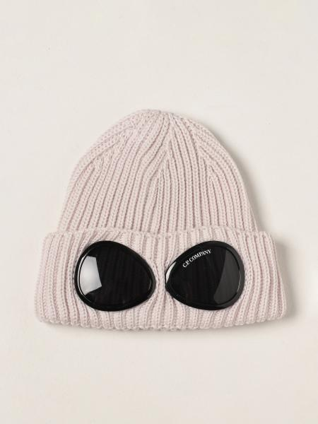 C.p. Company uomo: Cappello a berretto Goggle C.P. Company con lenti a passamontagna