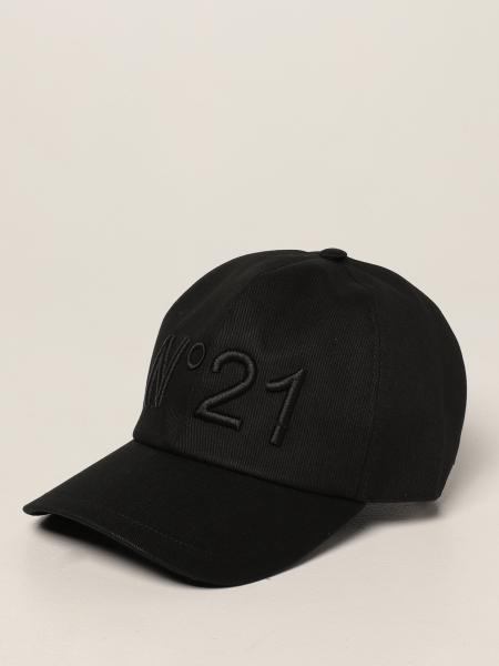 Cappello da baseball N°21 con logo