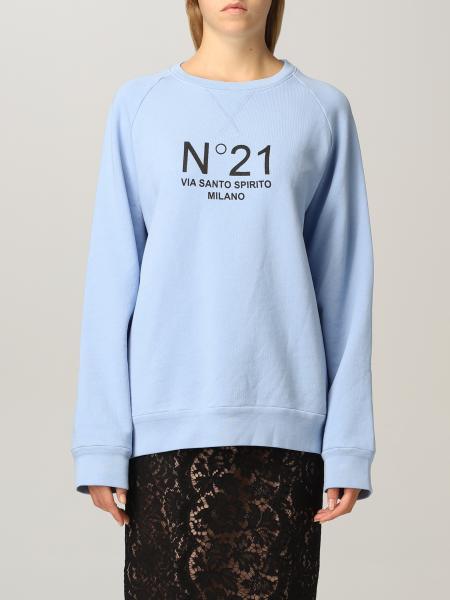 N° 21 für Damen: Sweatshirt damen N° 21