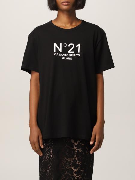 N° 21 für Damen: T-shirt damen N° 21