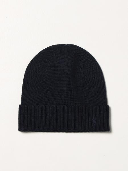Polo Ralph Lauren bobble hat with logo