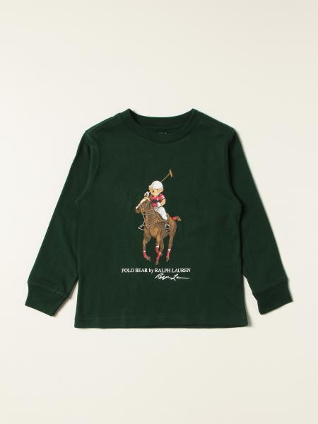 Polo Ralph Lauren ДЕТСКОЕ: Футболка Детское Polo Ralph Lauren