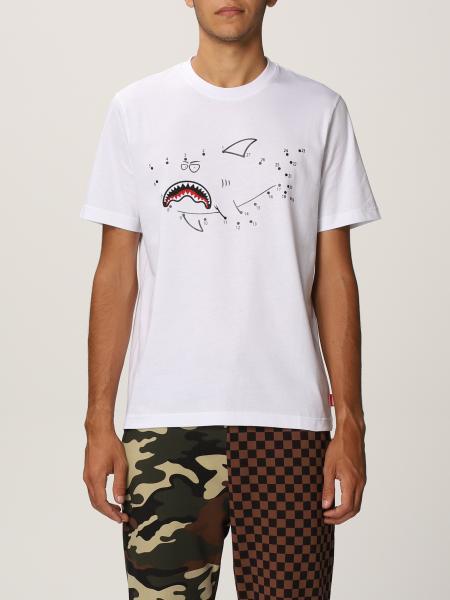 T-shirt Sprayground in cotone