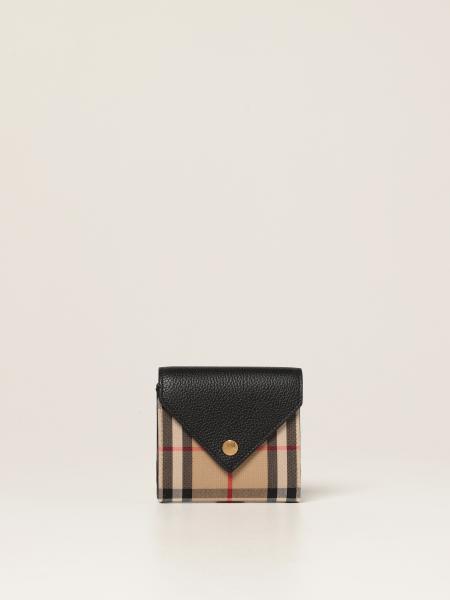 Burberry für Damen: Geldbeutel damen Burberry