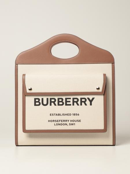 Schultertasche damen Burberry