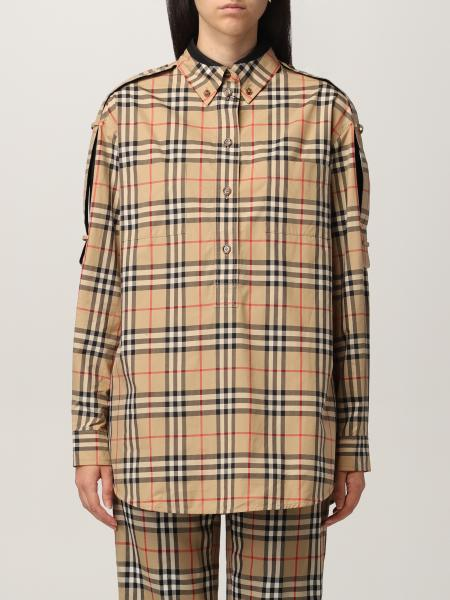 Shirt women Burberry