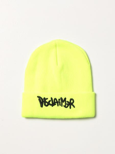 Cappello a berretto Disclaimer con logo