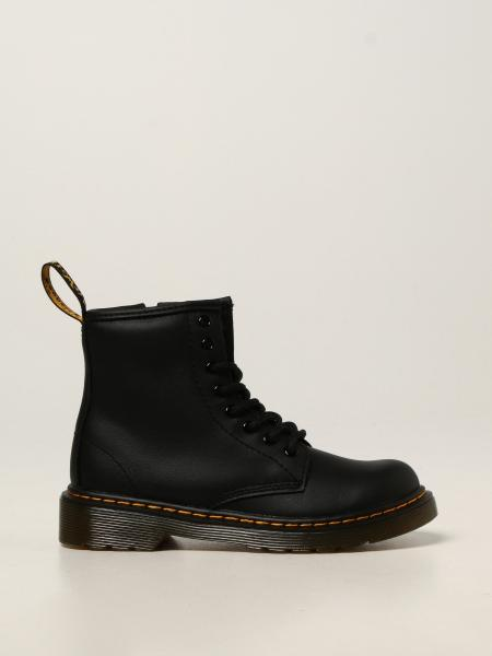 Combat boots 1460 J Dr. Martens in leather