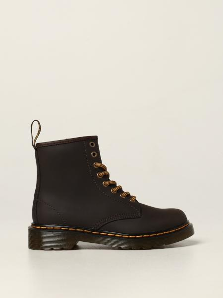 Dr. Martens 1460 J boots in Wildhorse leather