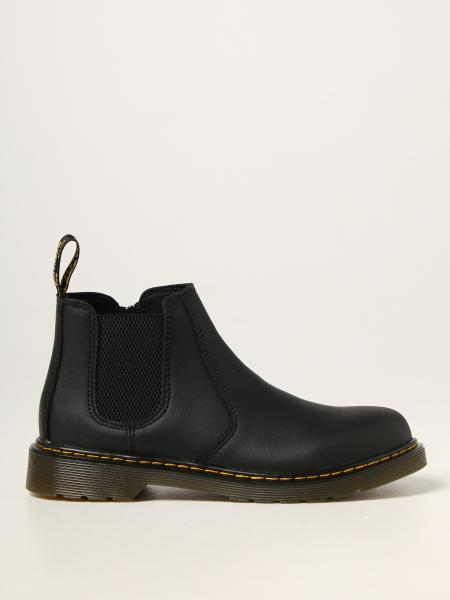 Dr. Martens Banzai ankle boots in brushed leather