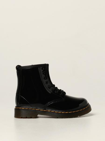 Dr. Martens 1460 T boots in patent leather