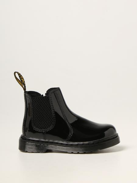 Dr. Martens Chelsea boots in patent leather