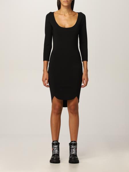 Dsquared2 女士: Dsquared2 粘纤混纺连衣裙
