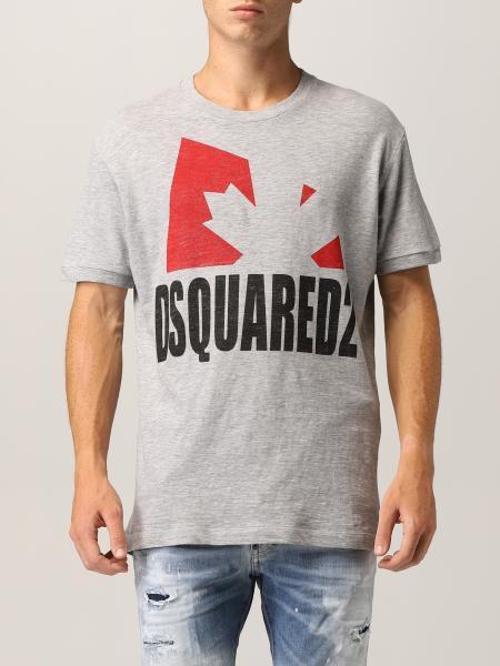 Dsquared2 cotton blend T-shirt