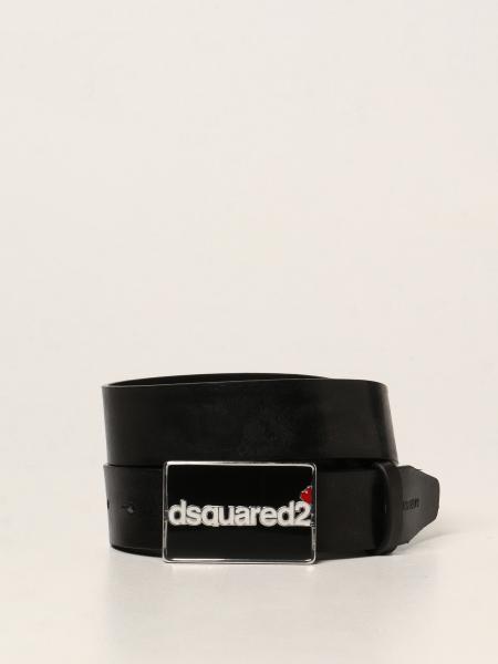 Cintura Dsquared2 in pelle
