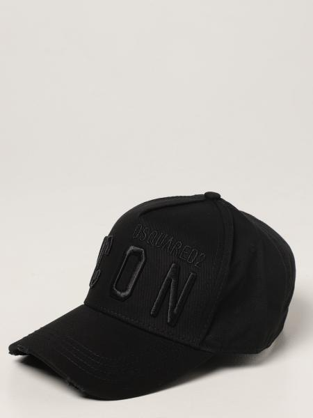 Dsquared2 hat with Icon logo