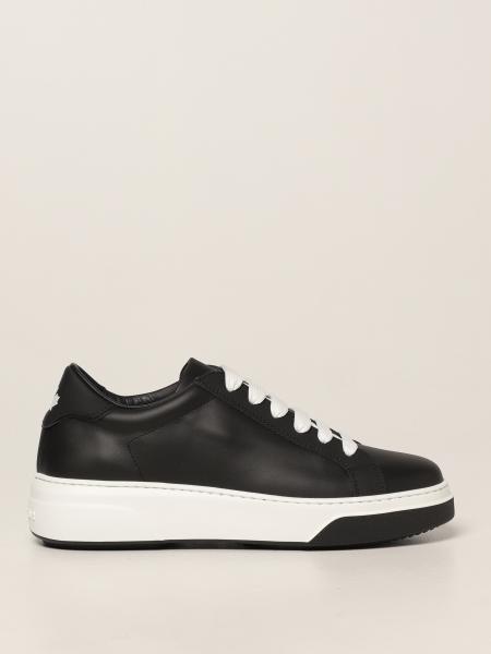 Dsquared2 女士: Dsquared2 Bumper 皮革运动鞋